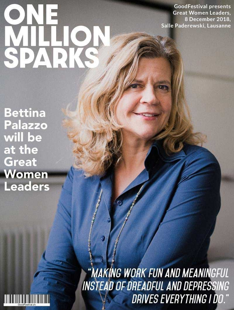 One million sparks - Bettina Palazzo